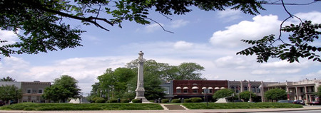 Franklin_town_square