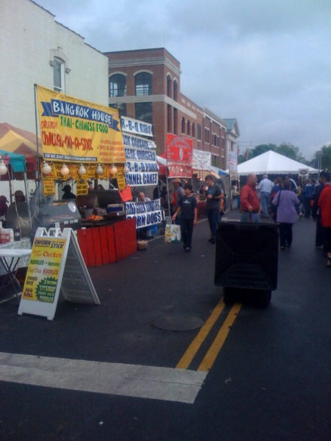 Love me some Main Street Festival
